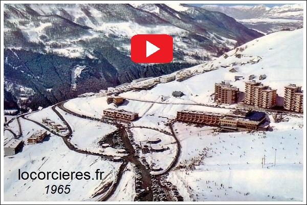 Orcières Merlette HIVER (vidéo)