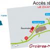 Acces plan orcieres merlette 1