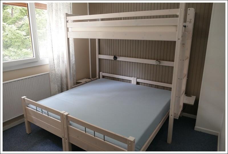Locorcieres lit double chambre