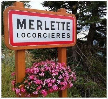 Photo Orcières Merlette 1850 station