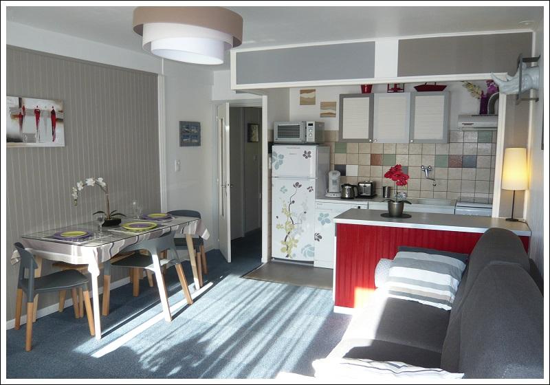 Location appartement moderne, fonctionnel et propre à Orcières Merlette