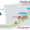 Acces plan orcieres merlette 3