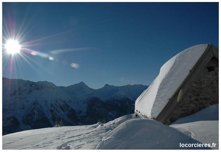 Chalet d alpage a orcieres