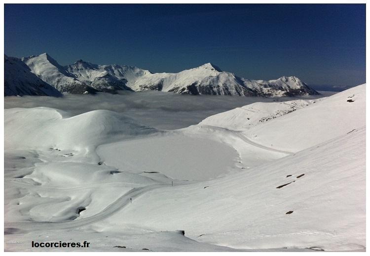 Lac d altitude a orcieres