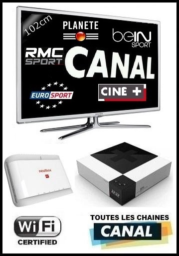 Internet canal+ orcieres