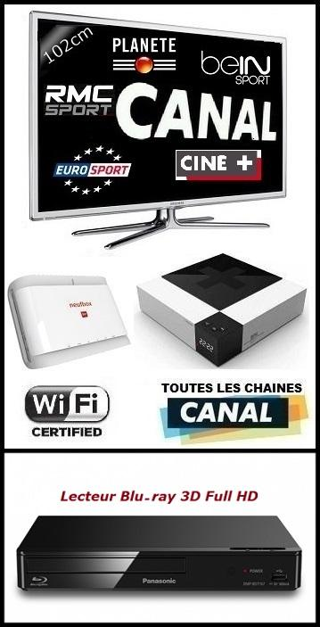 TV CANAL+ INTERNET locorcieres.fr