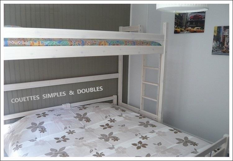 Locorcieres chambre equipement couettes