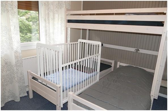 Locorcieres lit bébé location orcières