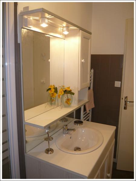Locorcieres salle de bains meuble vasque