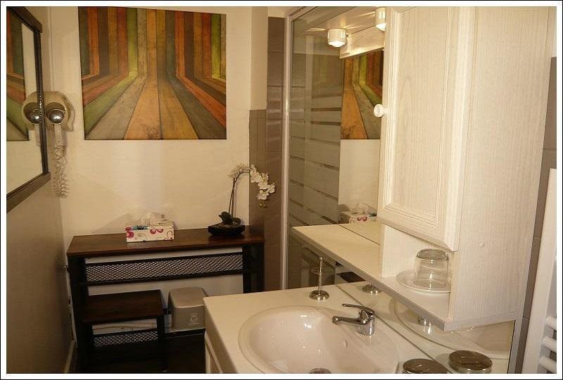 Locorcieres salle de bains