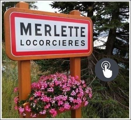 Photo merlette locorcieres