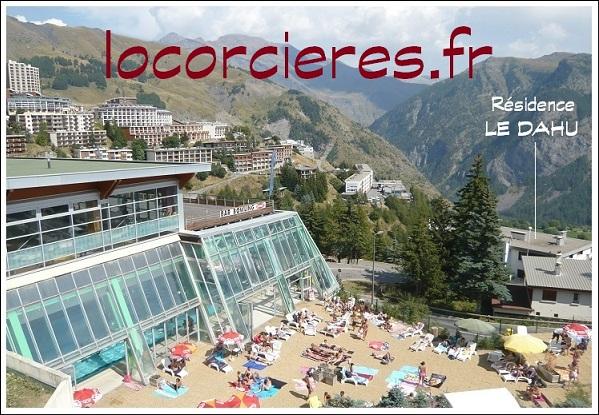 ORCIERES - Palais des sports - piscine