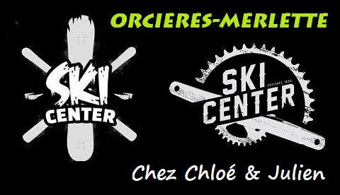 Ski center location de ski et vtt à Orcières