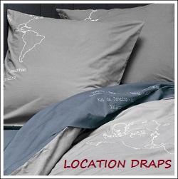 Location Draps ORCIERES MERLETTE
