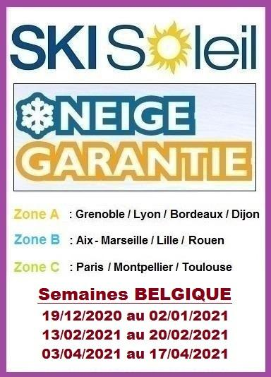Vacances scolaires FRANCE  &  BELGIQUE
